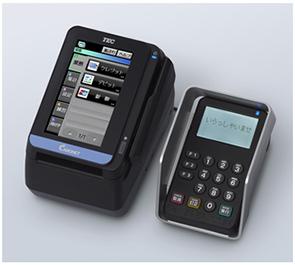 クレジットカード端末機CT-5100