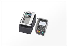 クレジットカード端末機CT-4100